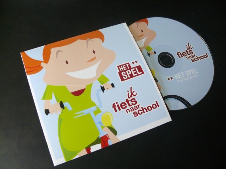 hoesje en cd