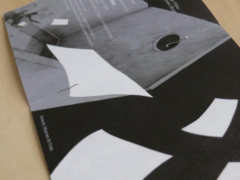 midden pagina van het boekje