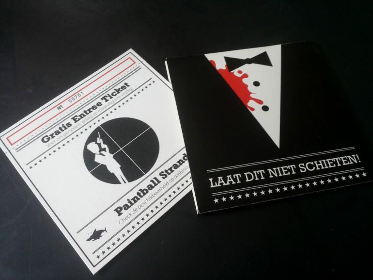 giftcard ontwerp