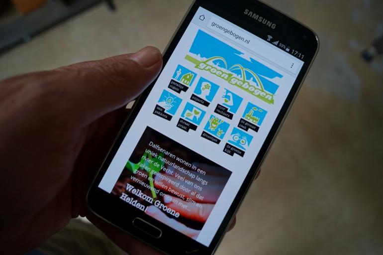 mobiel-website